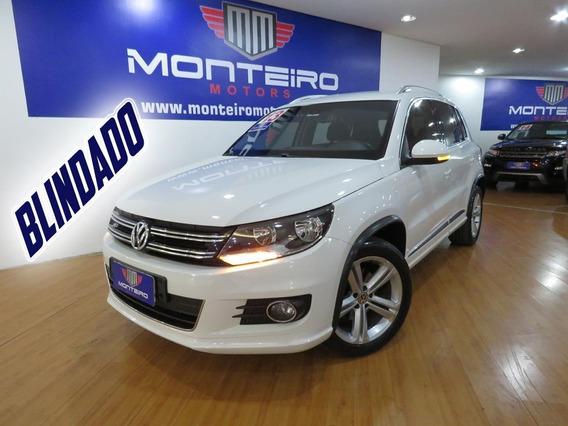 Volkswagen Tiguan 2.0 Tsi R-line Turbo Aut Blindagem Iii-a