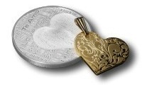 Medallas, Dijes Y Regalos Conmemorativos De Oro Y Plata