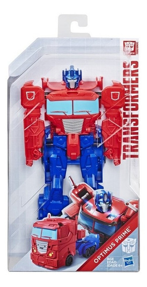 Transformers Authentics Changer Optimus Prime - Hasbro E5888