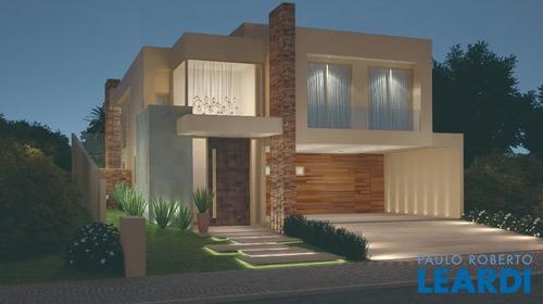 Imagem 1 de 3 de Casa Em Condomínio - Alphaville - Sp - 634406
