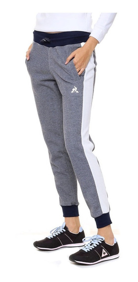 Pantalon Le Coq Sportif Sport Band Azul Envios Caba Y Bs As