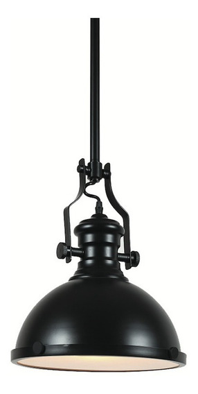 Luminária Pendente Vintage Retro Industrial Inl20