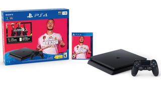 Playstation4 De 1 Tb Con Fifa 20 Standard Edition