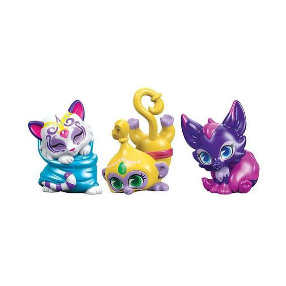 Fp Shimmer & Shine Teenie Geenies Pack - Mascotas Mágicas