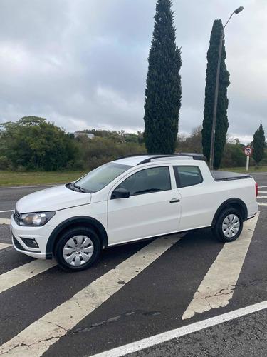 Volkswagen Saveiro 1.6 Gp Cd 101cv Power 2018