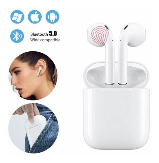 Audifonos Inalámbrico I12 Tws Bluetooth 5.0 Tienda Física