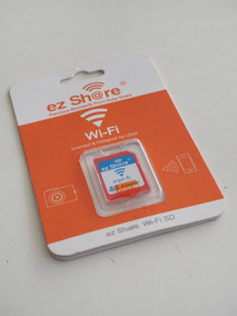 Adaptador Sd Wifi Ez Share Similar Toshiba Flashair
