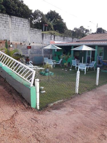 Chácara Com 3 Dormitórios À Venda, 1000 M² Por R$ 375.000,00 - Vivendas Do Engenho D Água - Itatiba/sp - Ch0496