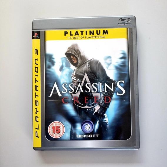 Assassins Creed Original Ps3 - Midia Física