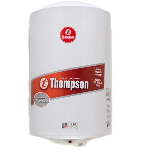 Thompson - Termotanque Calefon Respaldo James 60l Clase A Bi