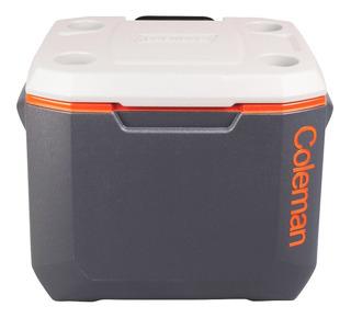 Caixa Térmica Cooler Com Rodas 50 Qt 47,3 L Coleman Xtreme