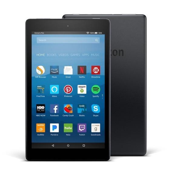 Tablets Kindle Fire 8 Hd 16gb 1.5gb Ram Wi-fi Dual Cam Alexa