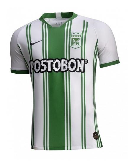 Atlético Nacional- Camiseta Titular 2020- Stadium- Nike