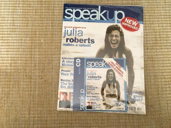 Revista Em Inglês Speak Up 172 Julia Roberts Makes O254