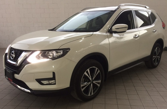 X-trail 5 Ptas. Advance 2019 Blanca
