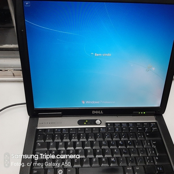 Notebook Dell D520