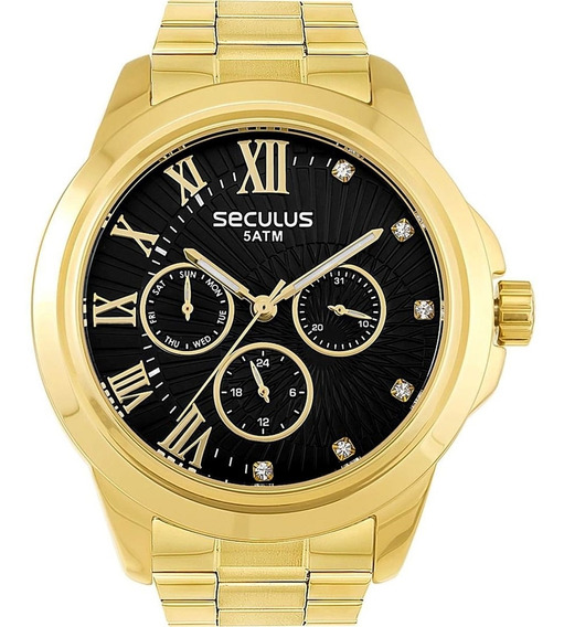 Relógio Masculino Seculus 28829lpsvds5