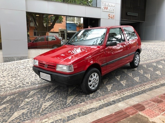 Fiat Uno 1.0 Mpi Mille Elx 8v Gasolina 2p Manual