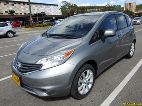 Nissan Note Advance Mt 1600cc Aa
