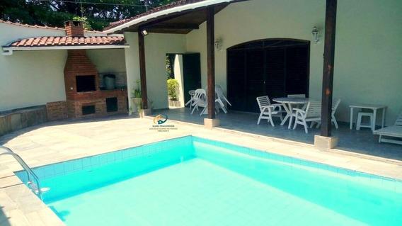 Casa Para Alugar No Bairro Enseada Em Guarujá - Sp. - Enl176-3