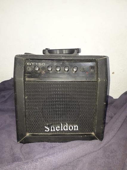 Amplificador Sheldon Gt150 Com Defeito