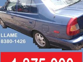 Hyundai Accent 2002 Manual - 1.875.000 Al 8380-1426