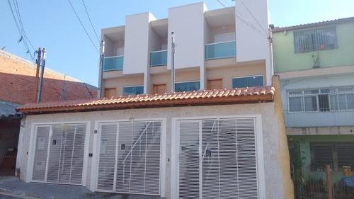 Imagem 1 de 15 de Casa Sobrado Em Jardim Nordeste  -  São Paulo - 107