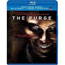 Blu-ray The Purge Envío Gratis