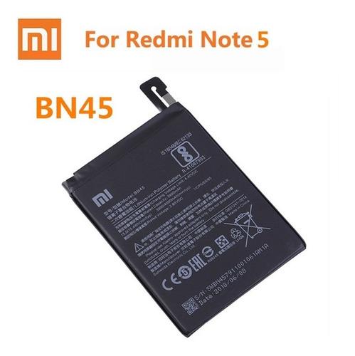 Batería Xiaomi Redmi Note 5 - Note 5 Pro ( Bn45 ) Original