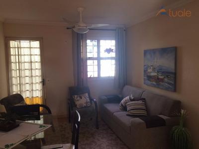 Apartamento Residencial Para Locação, Parque Villa Flores, Sumaré. - Ap3546