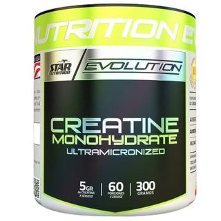 Creatina Monohidrato Eeuu X 300 Grs Star Nutrition