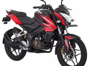 Moto Bajaj Rouser Ns 150 - 0km - 2017