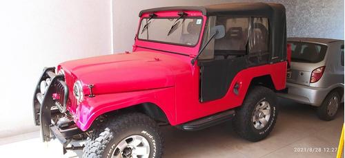 Imagem 1 de 6 de Jeep Willys Cj5 (não É De Trilha)