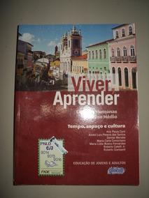 Livro - Viver E Aprender Ciencias Humanas Ensino Medio F20