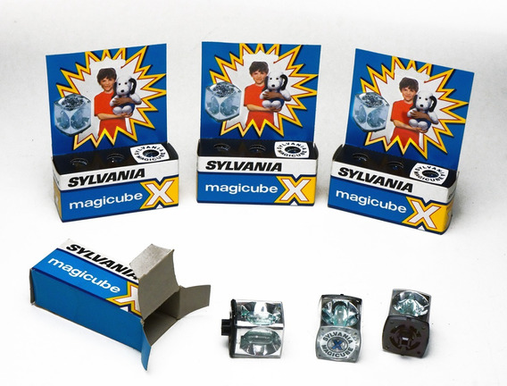 Cinco Caixas Com 3 Magicubes = 15 Magicubes = 60 Disparos