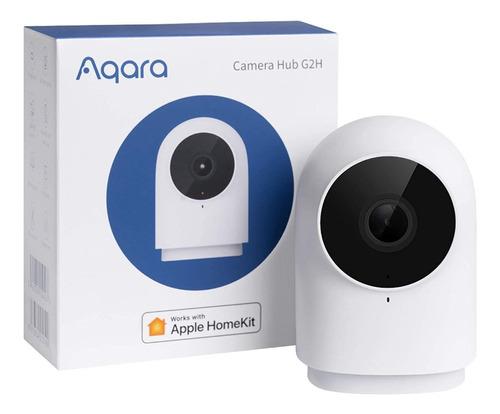 Imagen 1 de 4 de Cámara Hub G2h Aqara Smart Home Apple Homekit Domótica