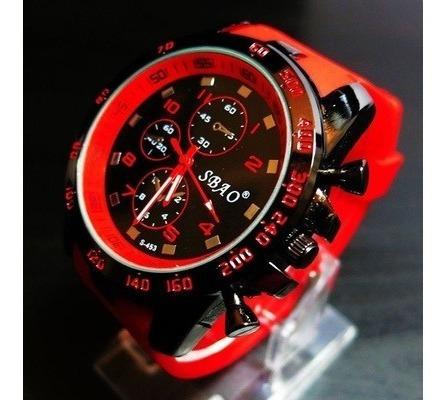 Relógio Cavaleiro De Luxo De Aço Inoxidável Sport