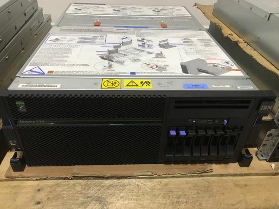 Servidor Ibm Power7 P740 128gb Ram 2x Octacore Aix Risc + Nf