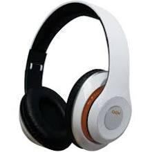 Oex Headset Balance Branco Bluetooth