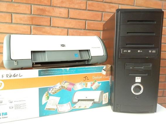 Computador Impressora