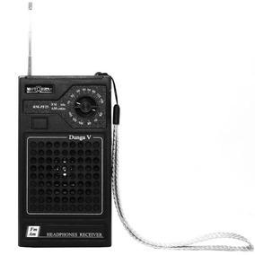 Rádio Motobrás Rm-pf25 2 Faixas Am Fm