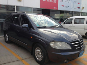 Ssangyong Stavic Full 2007