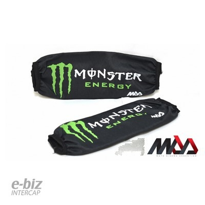 Protectores Mda Monster Corven Energy 110 4t 2006....