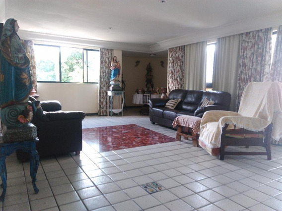 Apartamento Em Aflitos, Recife/pe De 217m² 4 Quartos À Venda Por R$ 1.100.000,00 - Ap140939