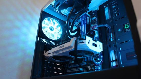 Pc Gamer Gtx 1070 + I7