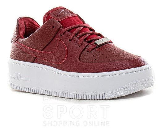 Zapatillas W Air Force 1 Sage Low Nike