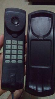Telefone Compacto Com Fio