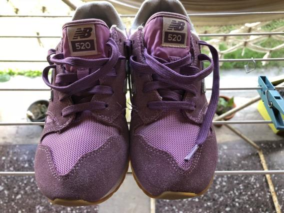 Zapatillas Infantiles New Balance Originales Impecables