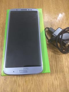 Moto G6 Plus 64 Gb Usado 5 Meses Impecable
