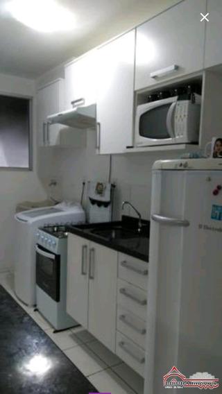 Apartamento P/ Locação No Edifício Vale Belo Vila Branca - 6342